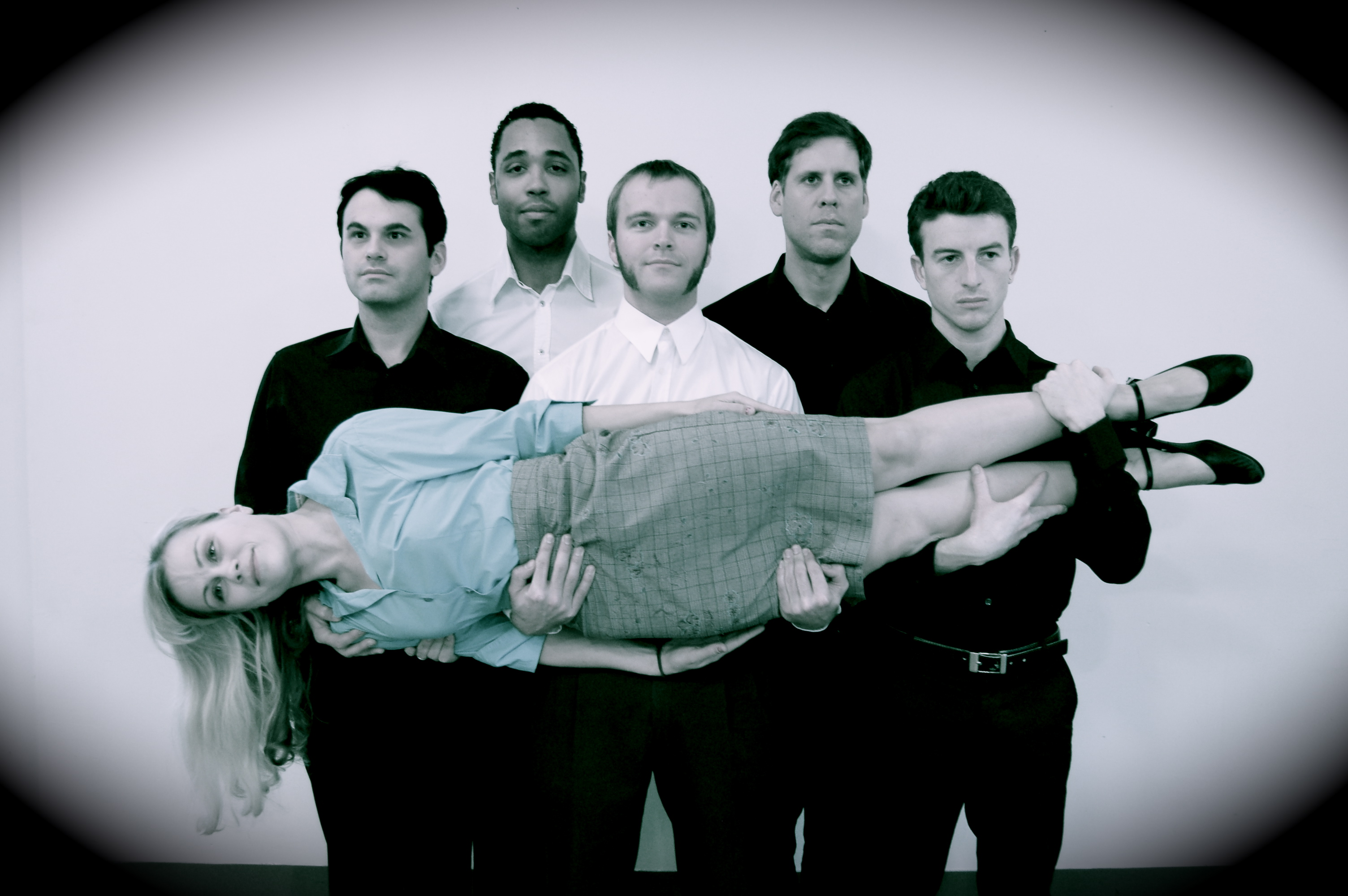Monica Dottor and Ensemble. Photo by Michelle Bailey.